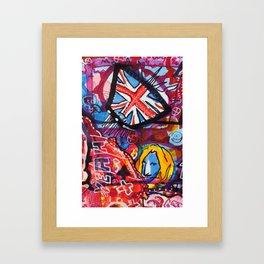 PUNK PUNK PUNK | Basquiat Picasso Kippenberger | 2013 Framed Art Print