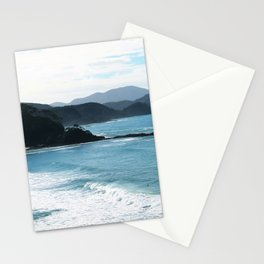 can you spot the surfer? Stationery Cards