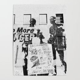No More Hunger Poster