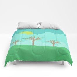 spring in here Comforters