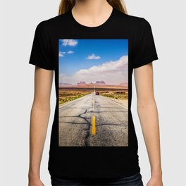Road to the Monuments T-shirt