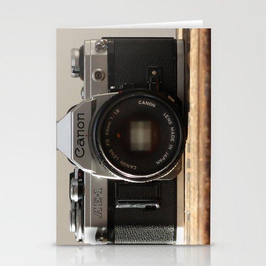 film camera  Stationery Cards