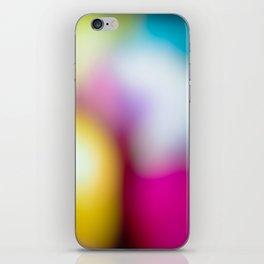 Bunter Traum iPhone Skin