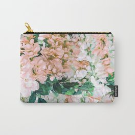 1992 Floral Carry-All Pouch