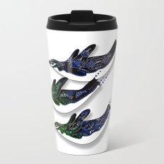 PENGUINS Metal Travel Mug