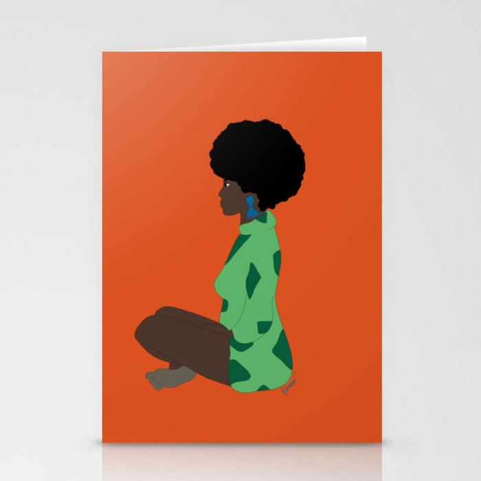 Eat Your Vegetables Stationery Cards