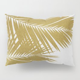 Palm Leaf Gold II Pillow Sham