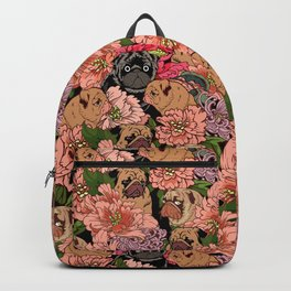 Because Pugs Backpack