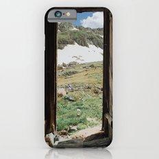 Colorado Mountain Cabin Slim Case iPhone 6s