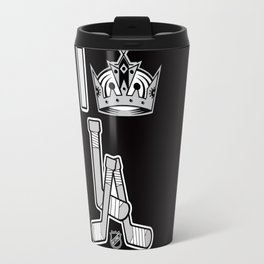 I Love LA Kings Travel Mug