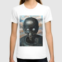 K2-SO Portrait T-shirt