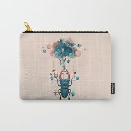 funny beetle Carry-All Pouch