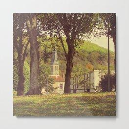 Park - Giverny, France Metal Print