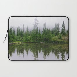 Pond of the False Prophet Laptop Sleeve