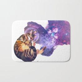 Catstronaut Bath Mat