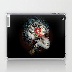 Skull I Black Series Laptop & iPad Skin