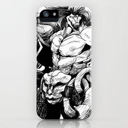 Garute iPhone Case