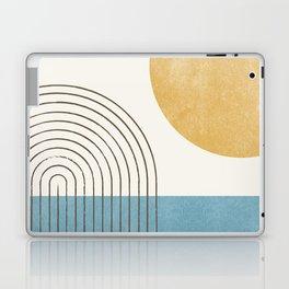 Sunny ocean Laptop & iPad Skin