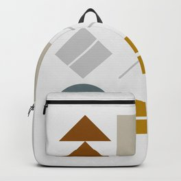 Mid West Geometric 02 Backpack