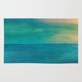 Ocean Sunrise Series, 3 Rug