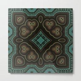 Hoodlum's 118 Pattern 6 Metal Print