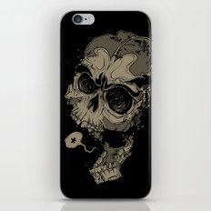 Knocked Speechless iPhone & iPod Skin
