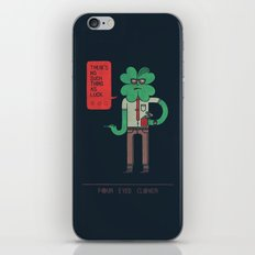 Four Eyed Clover iPhone Skin