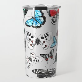 Float Like a Butterfly Travel Mug