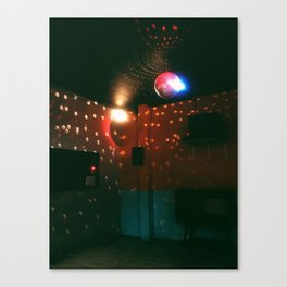 Disco Moderne Canvas Print