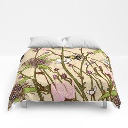 Wild Flowers Part 2 Comforters