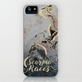 The Scorpio Races - I Will Ride iPhone Case