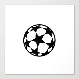 League Champions Ball Canvas Print