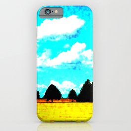 Surreal Countryside 2 iPhone Case