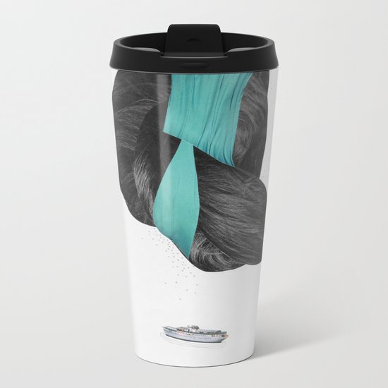 Langfoss Metal Travel Mug