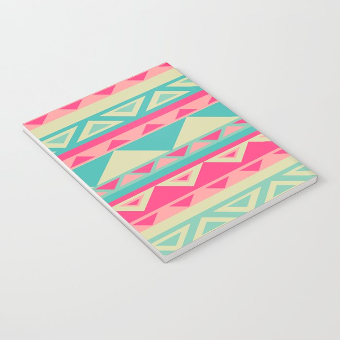 Tropical Tribal Notebook