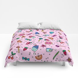 Candy and Sweets Comforters