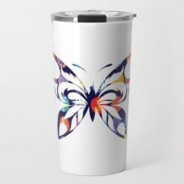 Butterfly 53 Travel Mug