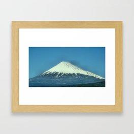 富士山 (Mt. Fuji) Japan Framed Art Print