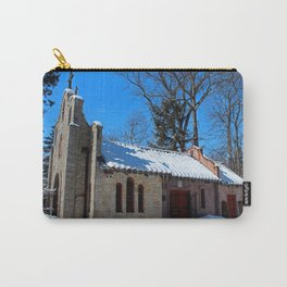 Portiuncula Chapel in Winter II Carry-All Pouch