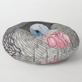 Turkey Floor Pillow