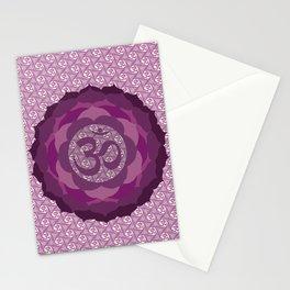 Sahasrara Chakra Serie Stationery Cards