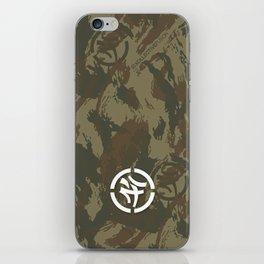 KLCTVEfusion Tiger Stripe Camo print iPhone Skin