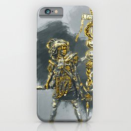 The Roman Legionary iPhone Case