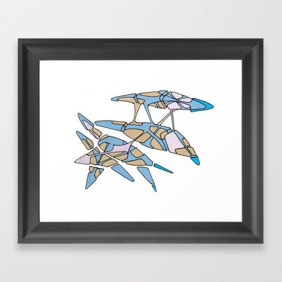 Hiva-03 Framed Art Print