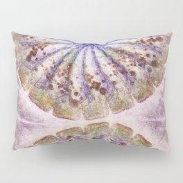 Palaeontographic Coarseness Flower  ID:16165-085818-62710 Pillow Sham