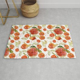 Zingy Clementines Rug