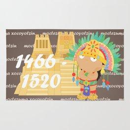 Moctezuma Xocoyotzin Rug