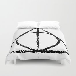Master of Death Duvet Cover