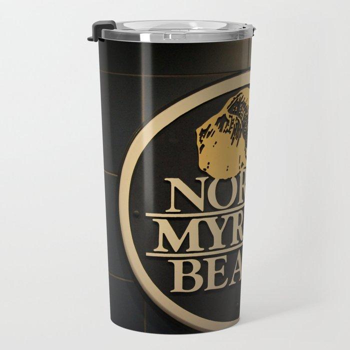 NMB Seal Sign Travel Mug