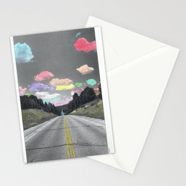 Road Trip Narrow Stationery Cards